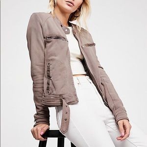 Free People Ride by Knit Jacket NWOT